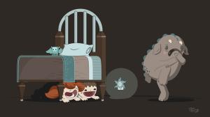 ahhh____kids_under_my_bed_by_cliffjumper78-d2wqb7q